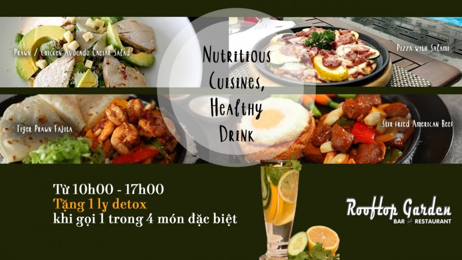 4 mon Rooftop (10h-17h) VN